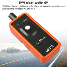 TPMS Relearn Tool EL-50448 OECT5 Car Tire Pressure Monitor Sensor For GM Vehicle