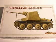 1/35 Cyber Hobby 7,5cm Stu.Kan.auf Pz.Kpfw.38(t)  (NEW in origin Box) MEGA RARE