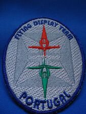 PORTUGAL PORTUGUESE FORÇA AEREA AIR FORCE FLYING DISPLAY TEAM PATCH