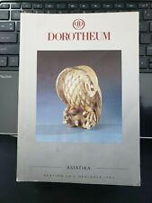 Dorotheum catalog Asiatika December 1993
