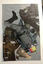 Saga #12 (2012) First Print Image Comics Brian K Vaughn Fiona Staples