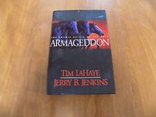 Left Behind 11: Armageddon : The Cosmic Battle of the Ages Jenkins & LaHaye HC