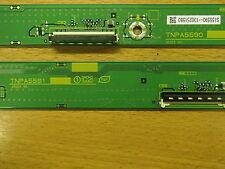 Tnpa5591 tnpa5590 C2 C1 Panasonic Plasma BUFFER BOARD TX-P50X60B 50 POLLICI TV
