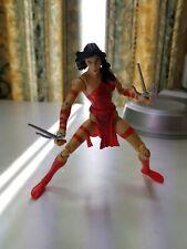 Hasbro Marvel Legends Elektra Figure