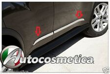 for Nissan Juke 2010-2019   4 trims Exterior Style Chrome in abs made in Italy