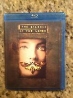 The Silence of the Lambs (Blu-ray Disc, 2014, Canadian)Authentic Release