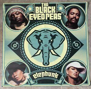 Black Eyed Peas Elephunk Promotional Vinyl Banner