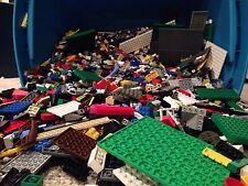 700 Bulk Legos/ With 3 Mini Figures/  Random Mix/Read Description/ 700X