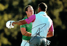 Danny WILLETT Augusta Masters WIN SIGNED Autograph 12x8 Golf Photo 18 AFTAL COA