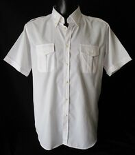 ***MODIT Uniform CAMICIA Shirt TG.XL colore Bianco in misto Cotone Cod.AS