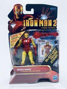 Marvel Iron Man 2 Action Figure - 2010 Hasbro Comic Series #26
