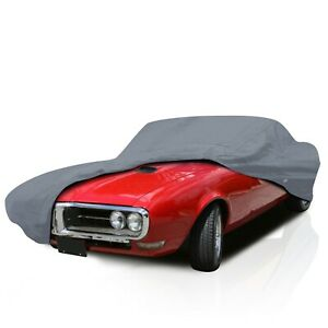 [CSC] 4 Layer Semi Custom Car Cover for Alfa Romeo Alfetta GTV6 1980-1983 Coupe
