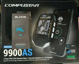 COMPUSTAR PRO CSXP9900AS 2-Way Alarm Remote Start iDatalink Blade AL Long Range