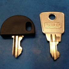 REPLACEMENT MOBILITY SCOOTER KEY FOR PRIDE, GO GO