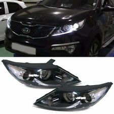 for KIA 2011-2016 Sportage R OEM Projection Head Lamp LED Position Left+Right
