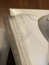 Common Projects - Bball Mens Clear Sole 44 (UK 10) Worn Once