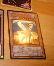 YU-GI-OH JAPANESE GOLD RARE HOLO CARD CARTE GS02-JP009 Judgment Dragon JAP **