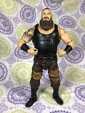 WWE Elite Braun Strowman Wrestling Figure