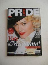 Madonna - Pride Life magazine