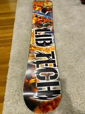 '17 Travis Rice TRS HP Stealth LIB TECH Technologies 159 cm Pro Snowboard XC2
