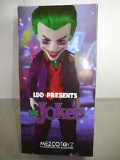 Dc Universe Joker Living Dead Dolls Poupée Mezco ca.25cm Neuf (L)