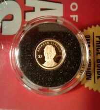 2015 Cook Islands $5 Abraham Lincoln 24k Gold 100th Anniversary Sealed Coin Lot