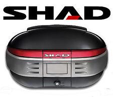 PROMOTION TOP CASE SHAD SH50 AVEC DOSSERET NOIR BASIC 100% NEUF