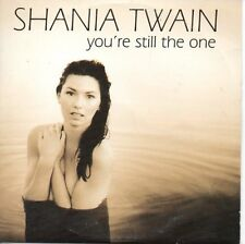 CD SINGLE Shania TWAIN	You're still the one 2-Track CARD SLEEVE