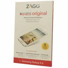 ZAGG InvisibleSHIELD Original Clear Screen Protector Guard for Samsung Galaxy S6