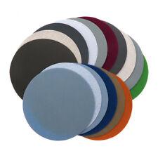125mm Wet Abrasive Sanding Discs Grit 800-10000 Hook & Loop Polishing Sandpaper