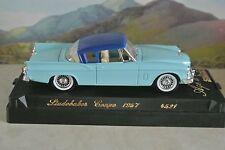01:43 modèle 1957 4521 affichage Solido Studebaker Coupe