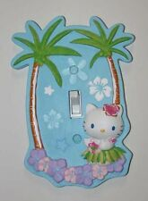 HELLO KITTY SURFER CERAMIC SWITCH PLATE COVER