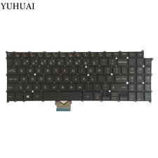 New Laptop US Keyboard For  LG 15Z960 AEW73709802 HMB8146ELB01  black