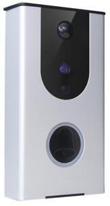 DOORBELL SMART CAMERA WIFI CCTV SH-DB1608 PACK 1