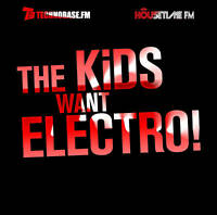 CD The Kids Want Electro von Various Artists 2CDs pres by TechnoBase.fm