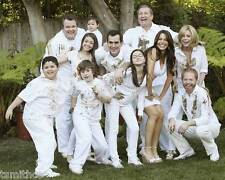 Modern Family Cast 8x10 Photo 001