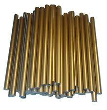 Heisskleber Schmelzkleber Klebesticks gold 1000 Gramm 50 Sticks ca. 200x11,3mm