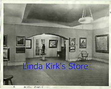 Akron Art Institute Photo Original Location Basement Public Library 1922-1932