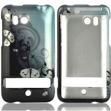 Geisha Butterfly Hard Case Cover for HTC Thunderbolt 4G