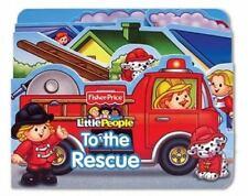 Fisher Price Little People To the Rescue! [Boardbooks - Board Book]
