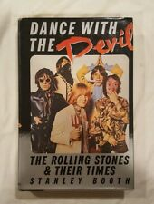 DANCE WITH THE DEVIL The Rolling Stones Stanley Booth
