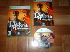 DARK MESSIAH...of might and magic...elements...jeu complet...sur XBox360