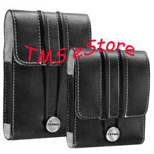 Garmin Leather Car GPS Cases and Covers for Universal Brands