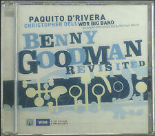 CD PAQUITO D'RIVERA / CHRISTOPHER DELL - benny goodman revisted