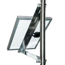Pole Support Structure Phaesun 640 for mounting one Solar Panel