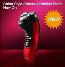 POVOS PW930 Fully Washable Independent Floating Triple Head Electric Men Shaver