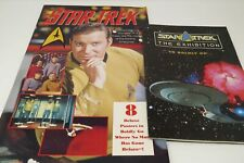 More details for star trek collectible books