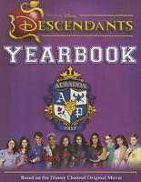 Disney Descendants Yearbook Scholastic [ Disney ] Used - Acceptable