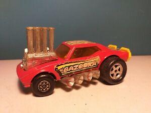MATCHBOX LESNEY SUPERKINGS  CHEVY DRAGSTER, K-44, c1973 Bazooka