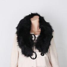 Fashion Faux Fox Fur Collar Scarf Shawl Collar Women's Wrap Stole Scarves #B New